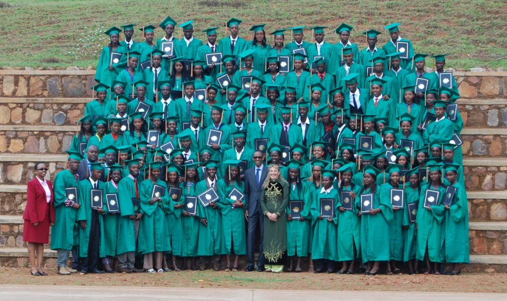 Agahozo-Shalom's Class of 2013