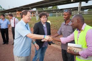 ChaimYosef handshake