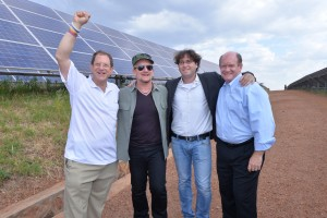 Power to the People - Bono in Rwanda